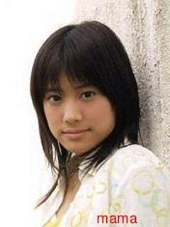福田沙紀さんのポートレート