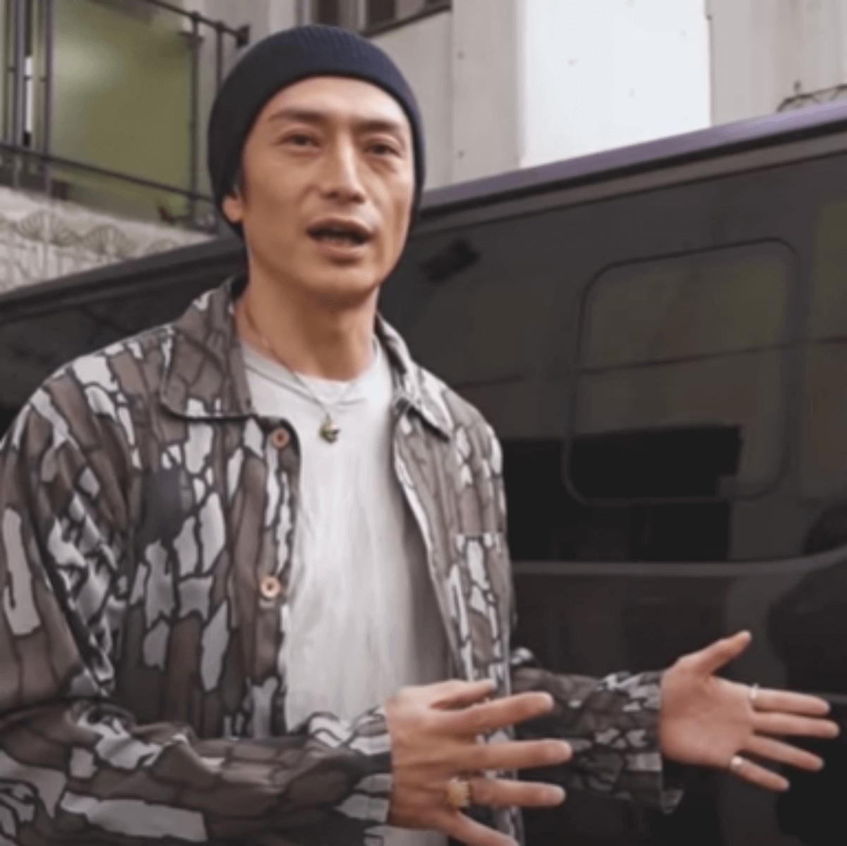 伊勢谷 友介 学長